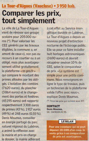 Mai 2013 - La Gazette des communes 2